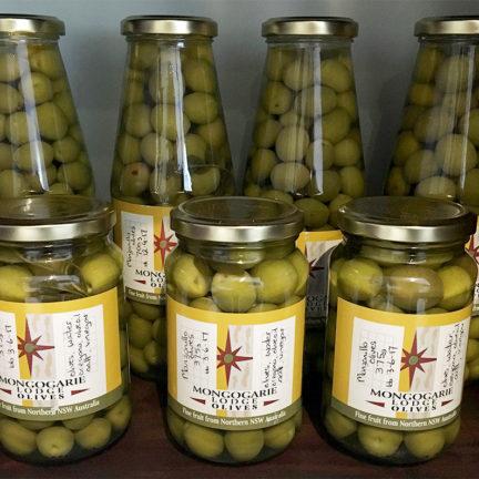 Mongogarrie Olives
