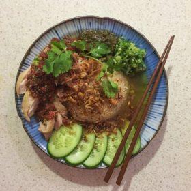 Hainanese Chicken Rice - Sommerlad