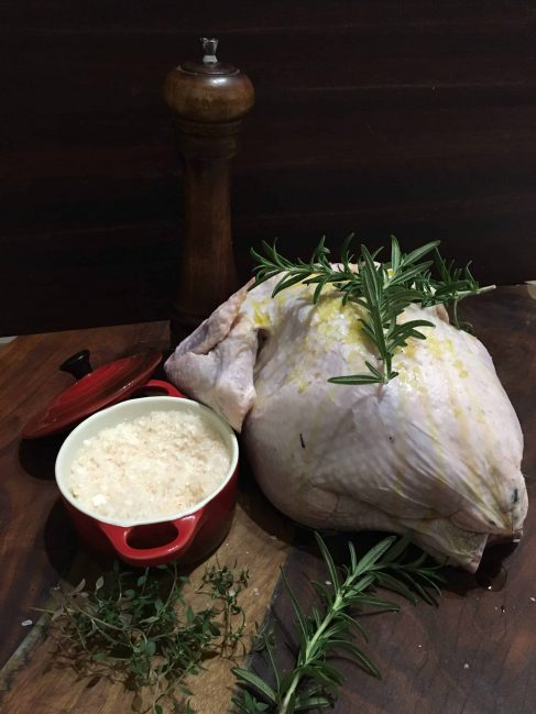 Sommerlad Heritage Organic Chicken Giblets